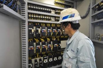 泉興産-電気機械施設の維持管理